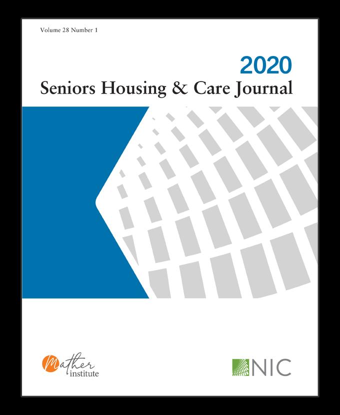2020 Seniors Housing & Care Journal